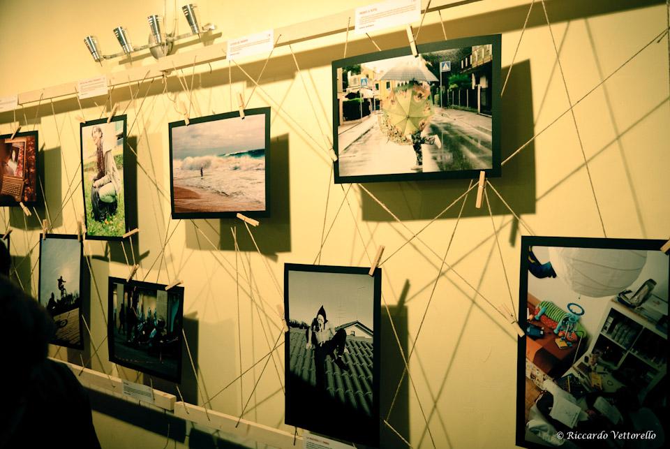 Illuminazione per mostra fotografica progettazione illuminazione