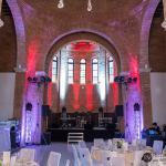 Illuminazione architetturale ambientale concerto