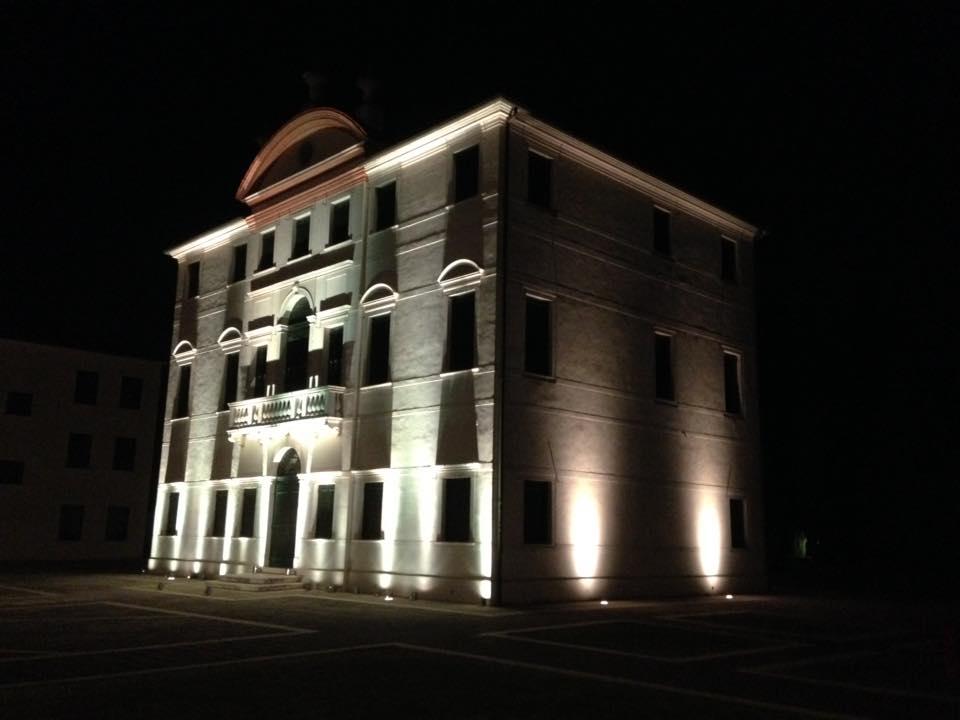 Illuminazione architetturale u afs service audio e luci venezia