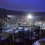 illuminazione matrimonio serata festa gala