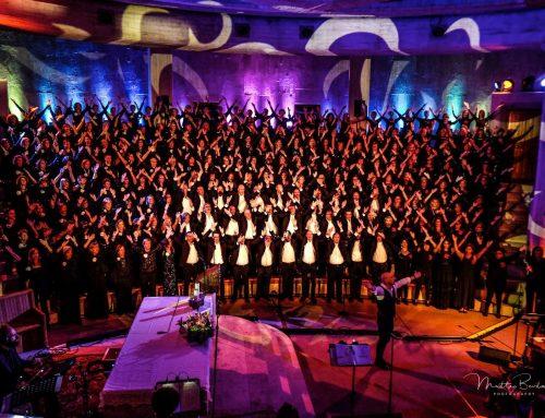 Big Vocal Orchestra | Chiesa di Santa Maria Immacolata, Longarone