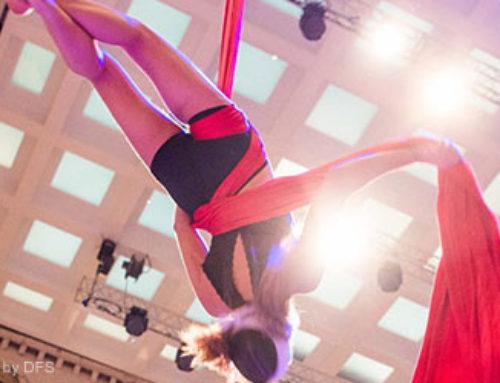 Il Cirque du Soleil al T-Fondaco a Venezia