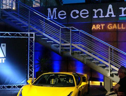 AFS a Mecenart Expo, Fuorisalone alle Officine del Volo a Milano