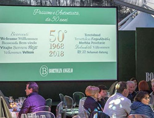 50° anniversario Bortolin Angelo Spumanti