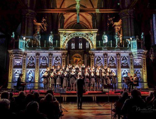Vocal Skyline | Basilica dei Frari, Venezia