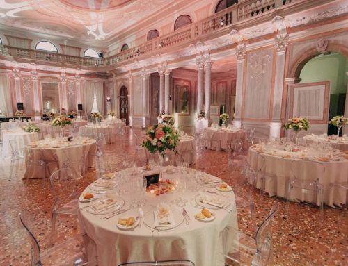 Wedding at Monaco & Grand Canal Hotel in Venice