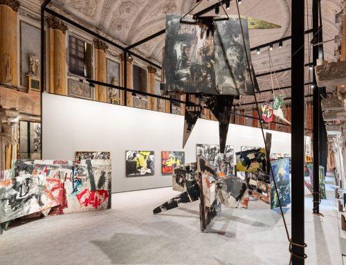Emilio Vedova, 1919 – 2019. Palazzo Reale, Milano. AFS cura l'illuminazione per la più importante mostra dedicata all'artista veneziano.