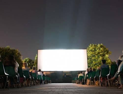 Cinema all'aperto e drive-in: il meglio della tecnologia al passo con i tempi