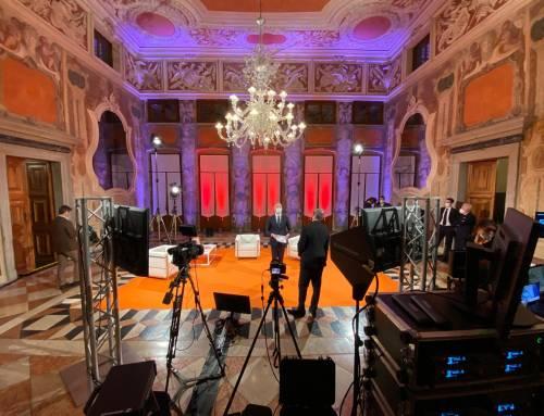 TOP 100, Evento Digitale per Nordest Economia | Teatro Mario del Monaco, Treviso